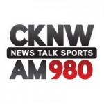 CKNW Sports Radio Logo